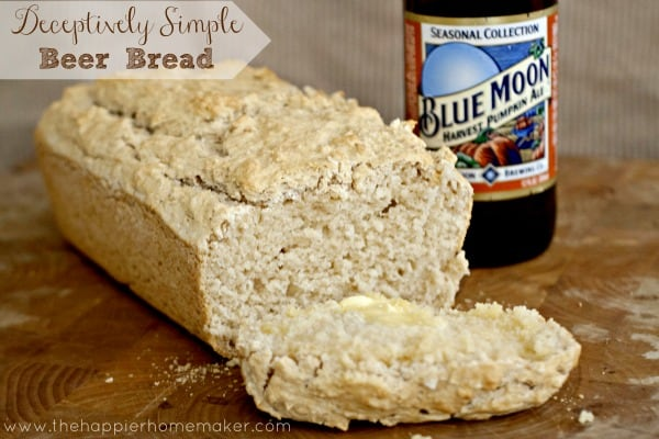 beer bread recipe self rising flour conversion substitute