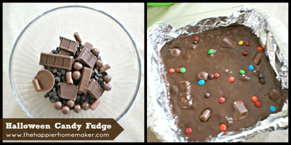 recipe chocolate candy fudge best rich decadent halloween