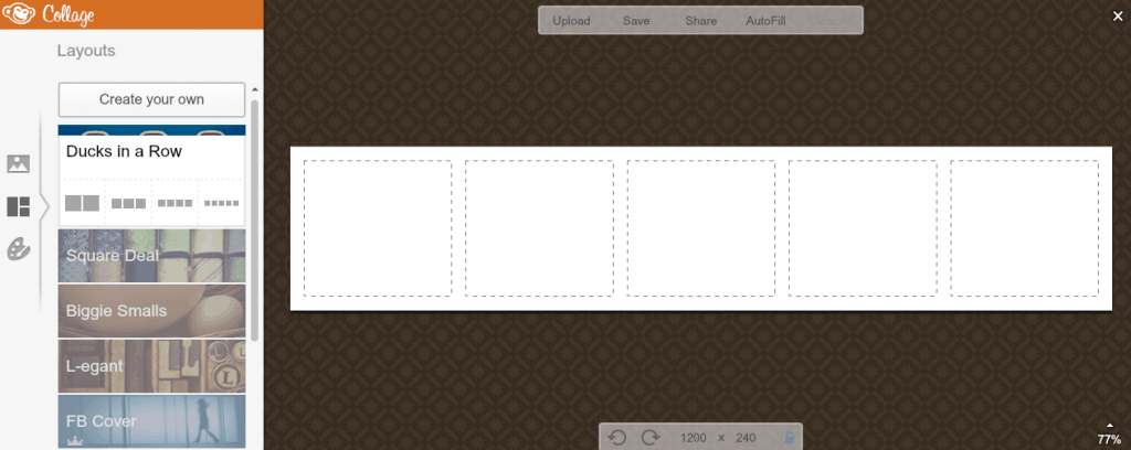 A screenshot of a computer using picmonkey