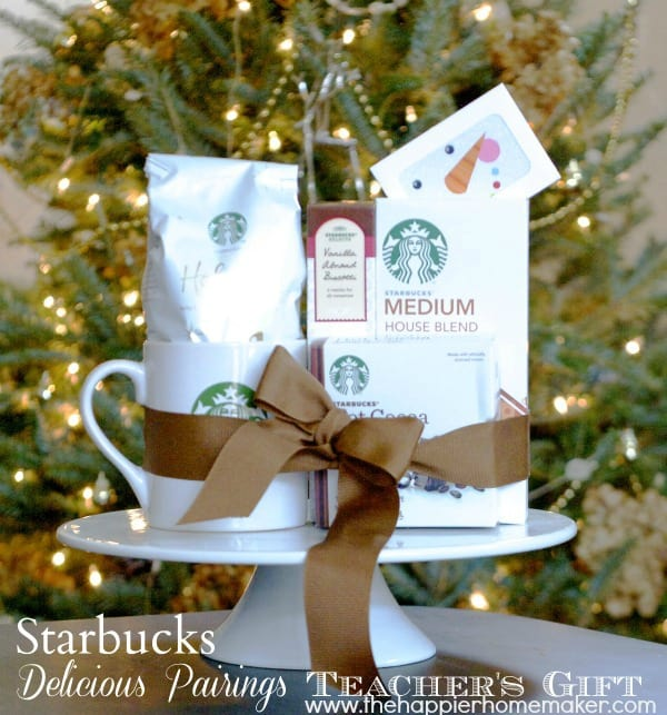 Starbucks Walmart holiday gifts #deliciouspairings