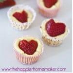strawberry heart slider
