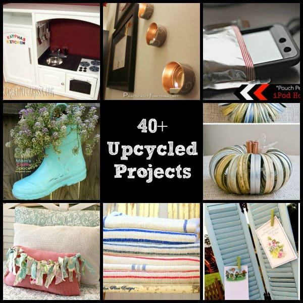 upcycling ideas crafts 40 upcycled and recycled crafts and diy projects the 3162