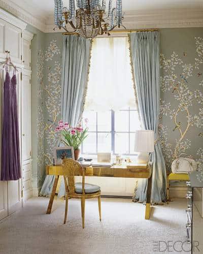 Elle Decor-Dressing Room of Aerin Lauder