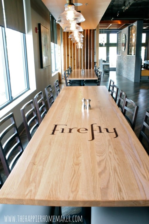 firefly tables