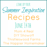 summer Inspiration Recipes Button