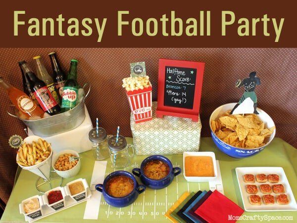 Fantasy+Football+Party