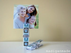 dollar store oversized clothespins decorated 2