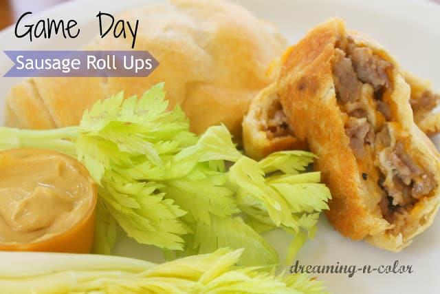 sausage rollups
