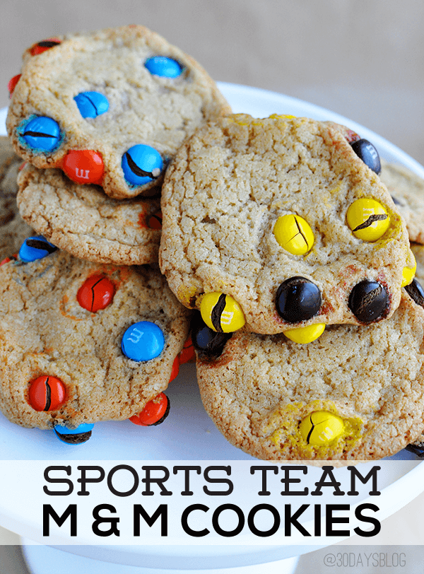 sportsteammandmcookies