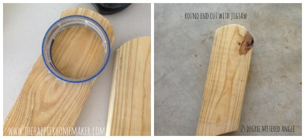 corn hole legs