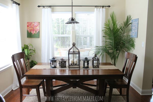 Astonishing Plants In Dining Room Images - 3D house designs ...