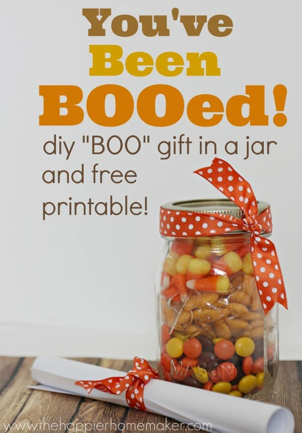 photograph regarding You've Been Booed Printable Pdf referred to as Free of charge Youve Been BOOed Totally free Printables for Halloween Boo Luggage