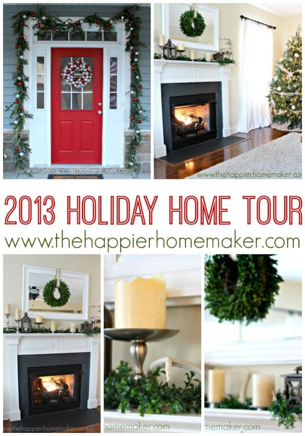 2013 Holiday home tour