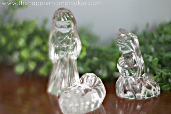 crystal nativity
