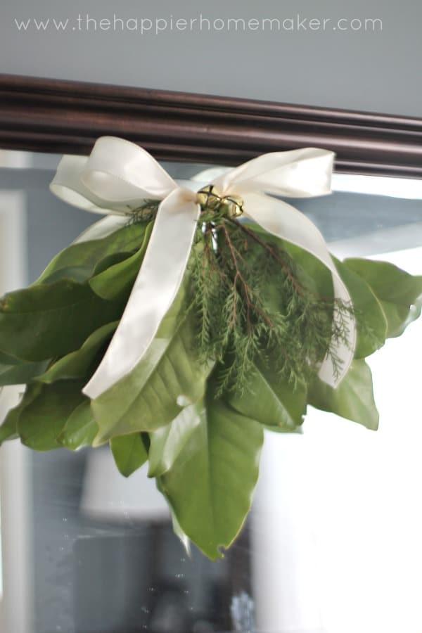 magnolia swag diy