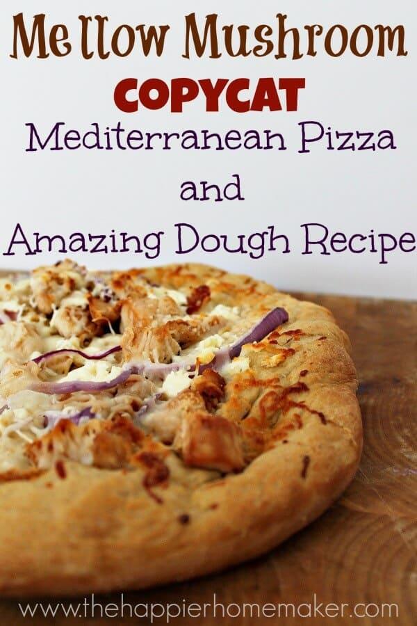 mellow mushroom copycat pizza dough