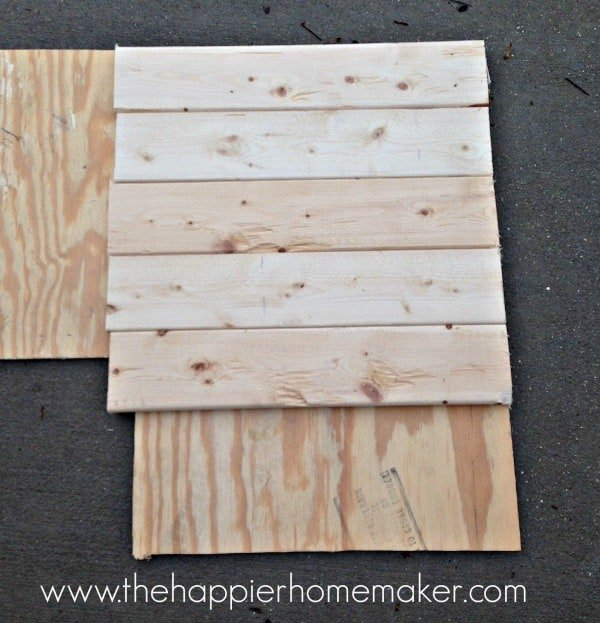 tutorial wood star art