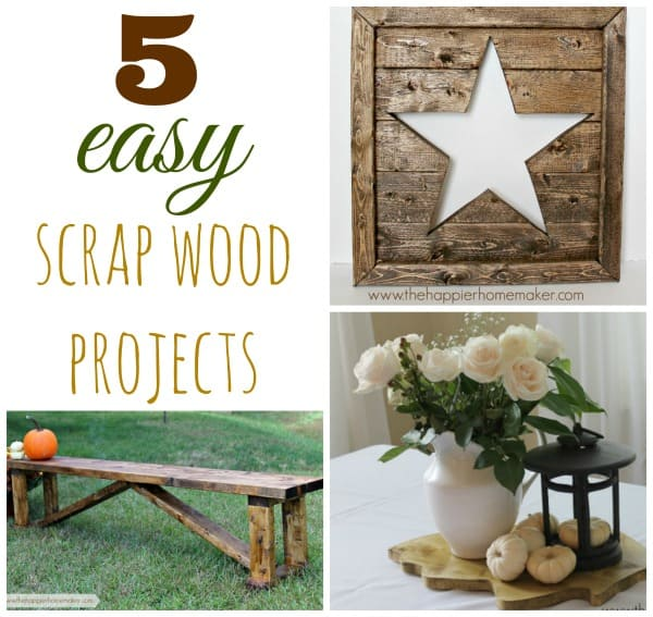 Woodwork scrapwood diy projects pdf plans for Easy diy woodworking projects