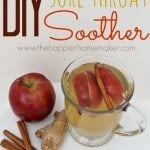 diy sore throat soother