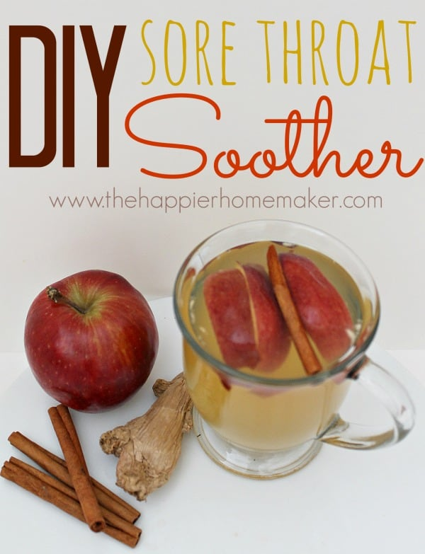 DIY Sore Throat Soothers & Fellowes Air Purifier Review