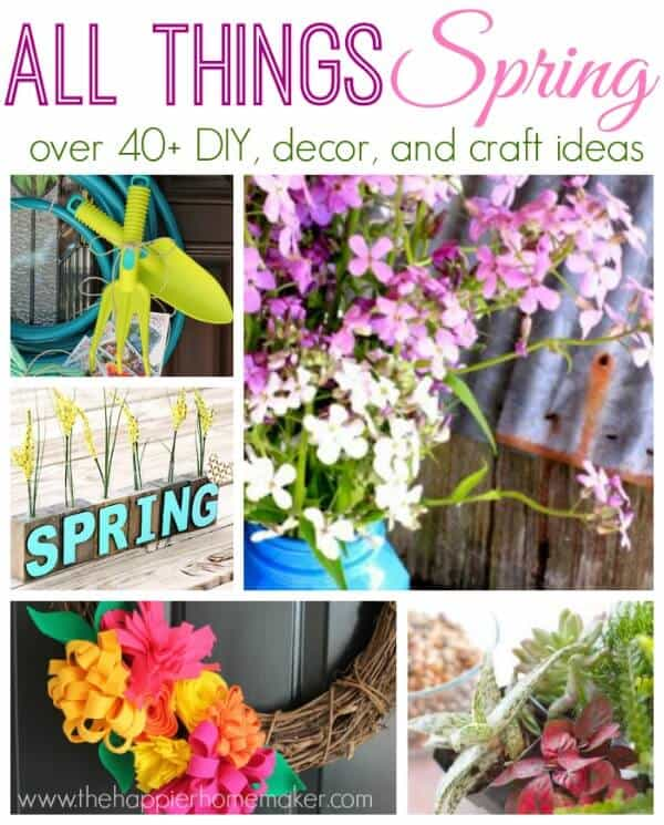 all things spring