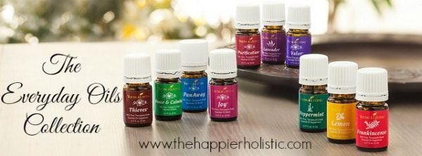 the everyday oils collection