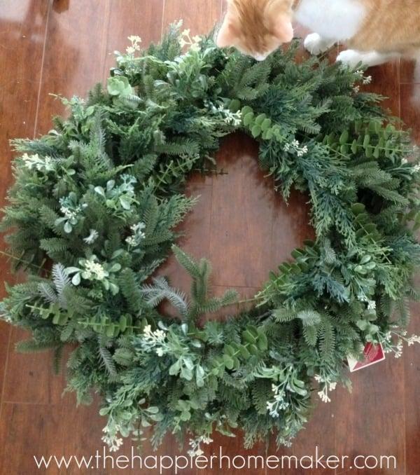 balsam hill wreath