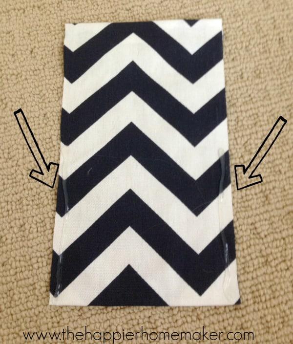 no sew bag charge phone