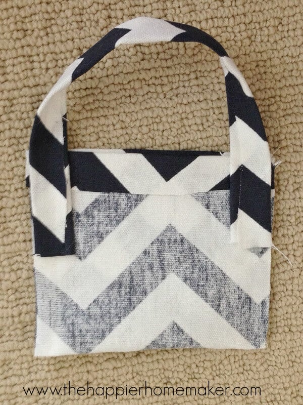 no sew phone pouch diy