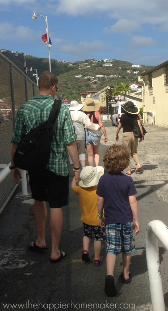 st thomas with kids