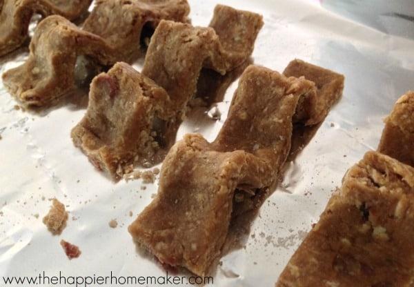 homemade beggin strips