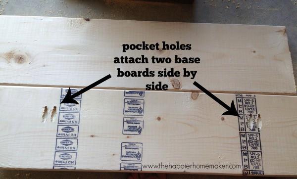pocket holes kreg jig