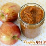 pumpkin apple butter how to make easy