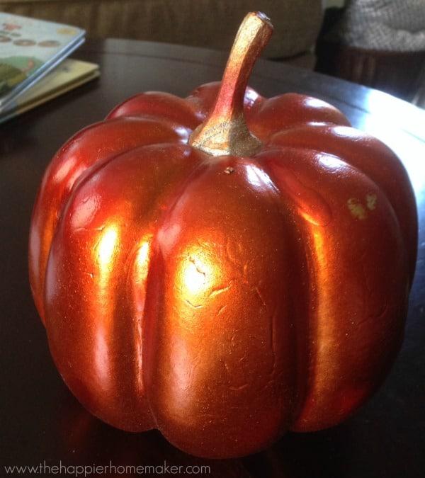 ugly cheap pumpkin