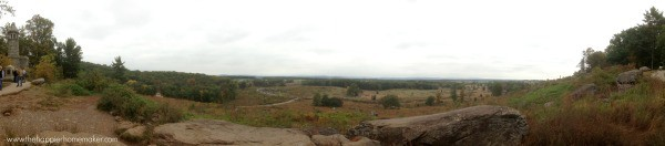 gettysburg panorama