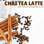homemade chai tea latte recipe