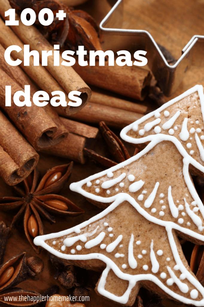 100+ Christmas Ideas