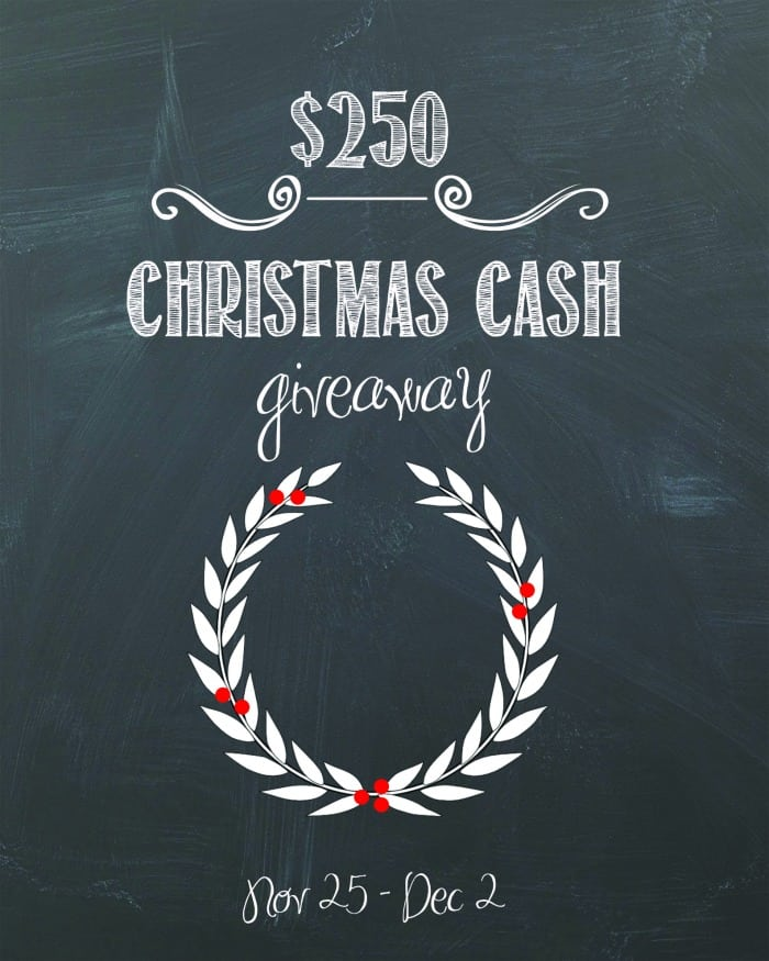 All Things Christmas with a Giveaway!