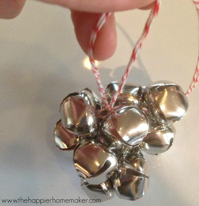 bell diy ornament