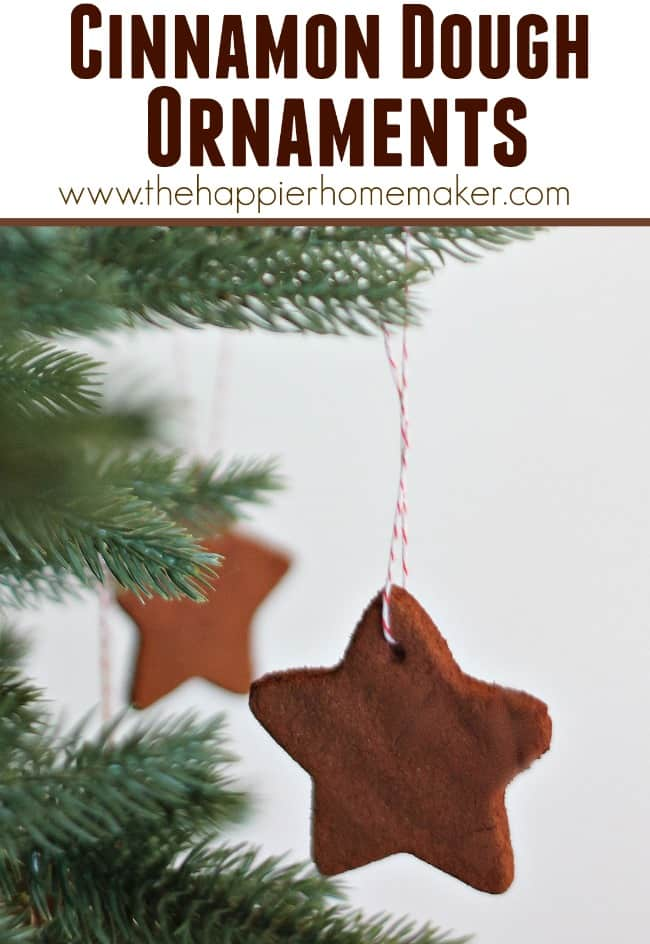 cinnamon doug ornaments diy christmas