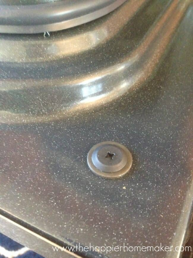 oven door screws