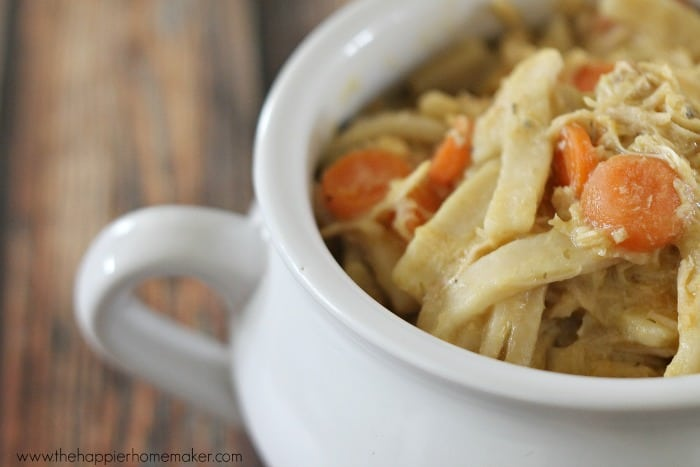 chicken noodle recipe