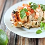 grilled cilantro lime fiesta chicken