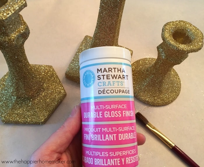 how to make glitter no shed