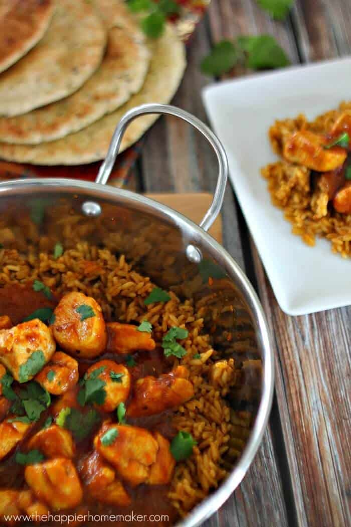 Easy Indian Cuisine at Home