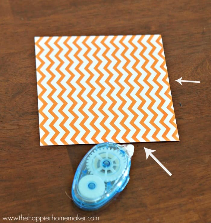 paper carrot bag