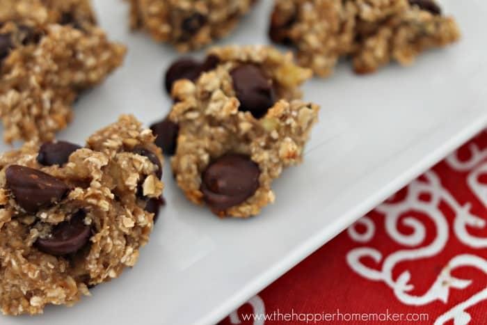 2 ingredient healthy cookie