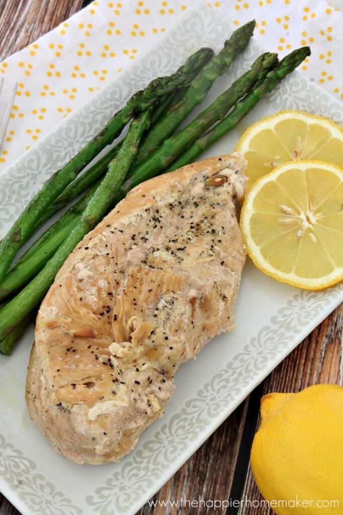 greek style lemon chicken