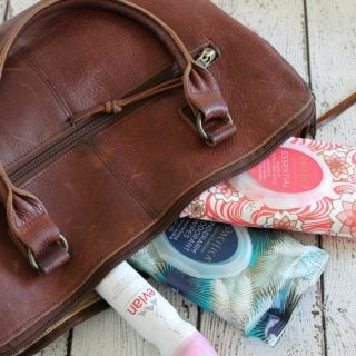 Travel Beauty Must Haves & a Giveaway