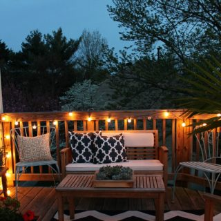 Deck Decor: Making the Most of a Small Space